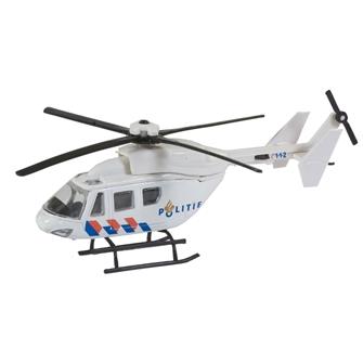 Image of 112 Politi Helikopter 1:43 (8712051219462)