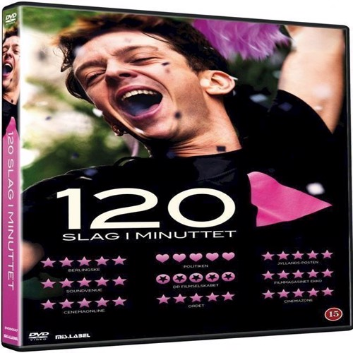 Image of 119 slag i minuttet DVD (5705535062985)