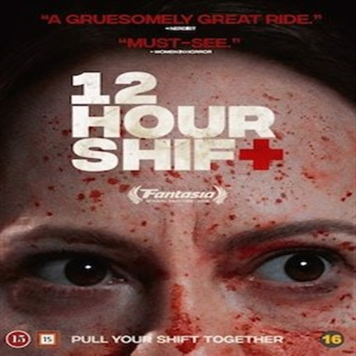 Image of 12 Hour Shift - Blu-Ray (5705535065986)