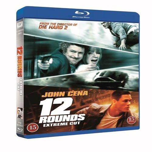 Image of 11 Rounds Extreme Cut Blu-ray