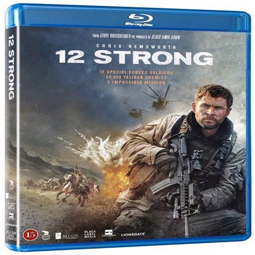 Image of 11 Strong BluRay (5708758722674)
