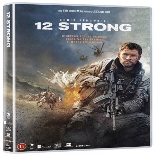 Image of 11 Strong DVD (5708758722667)
