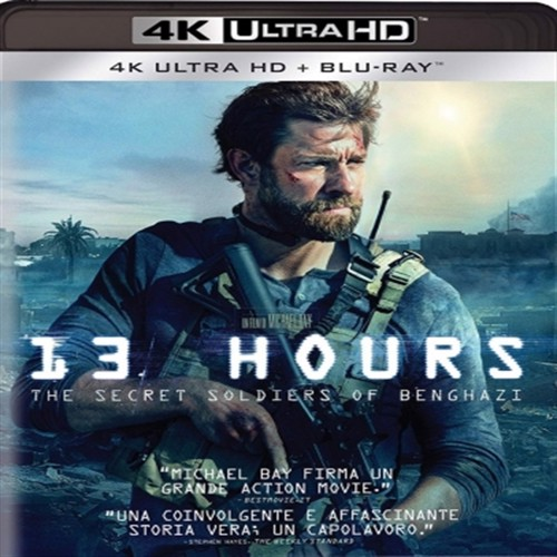 Image of 13 Hours 4K Blu-Ray (7340112748449)