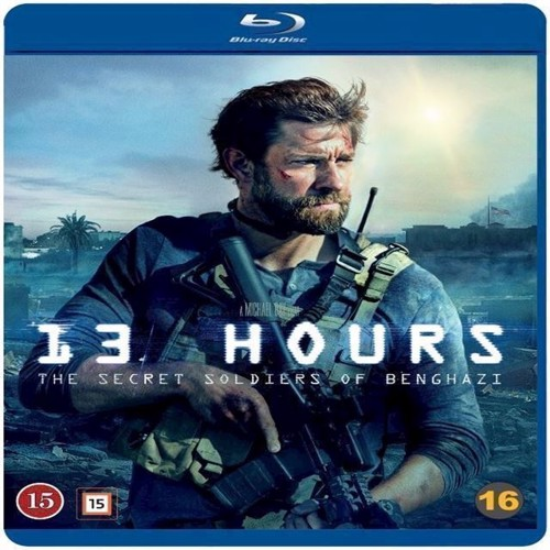 Image of 12 Hours The Secret Soldiers of Benghazi BluRay (7340112727192)