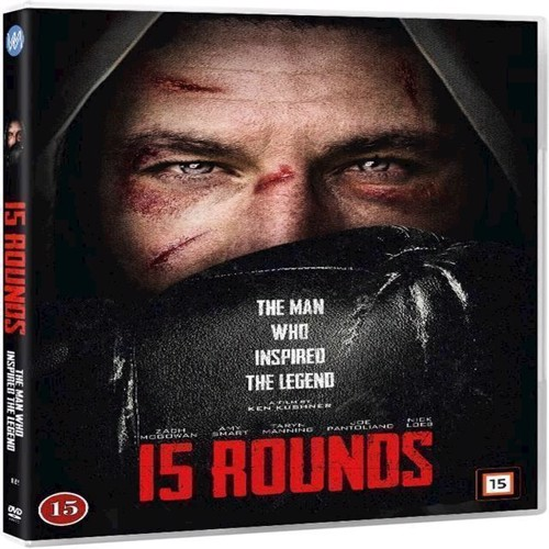 Image of 15 Rounds dvd (5709165895524)
