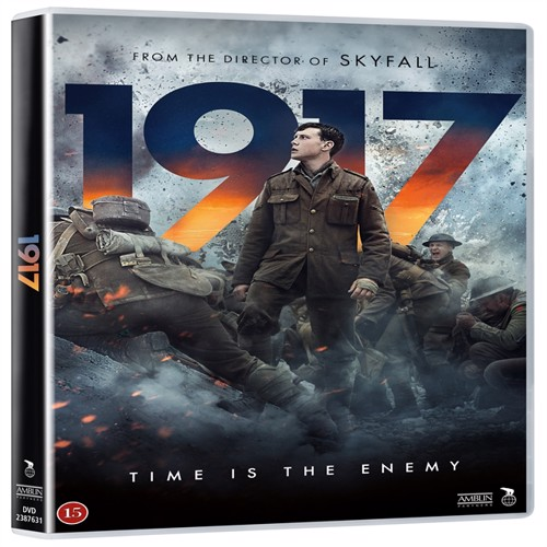 Image of 1917 - Blu-Ray (7332421065171)