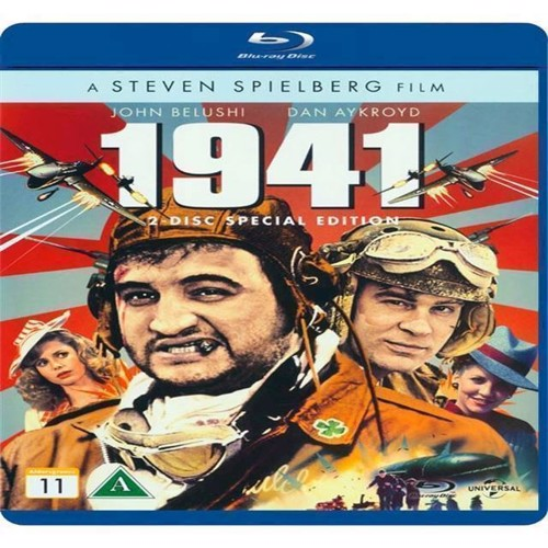 Image of 1940 2disc Special Edition Bluray (5053083036553)