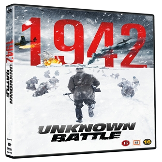 Image of 1942 Unknown battle - Blu-ray (5705535066563)