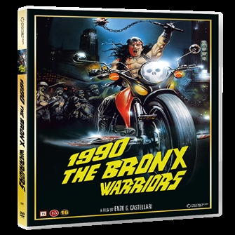 Image of 1990: The Bronx Warriors - DVD (5709165606427)