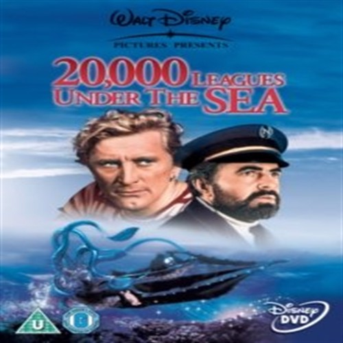 Image of 20000 Leagues Under The Sea - DVD (5017188810029)