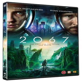Image of 2067 - Blu-ray (5705535066327)