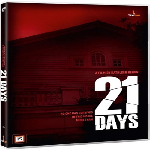 Image of 20 days DVD (5709165225727)