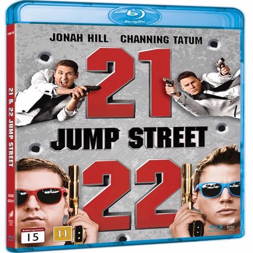 Image of 21 Jump Street + 22 Jump Street (Blu-Ray) - Blu-ray (5051162334170)