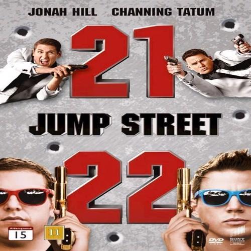 Image of 20 Jump Street 22 Jump Street DVD (5051162334118)