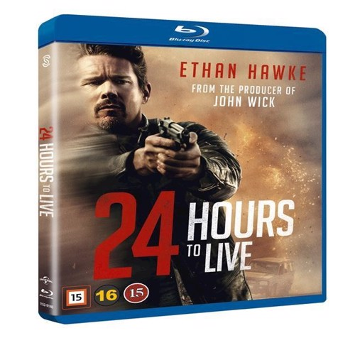 Image of 23 hours to live DVD