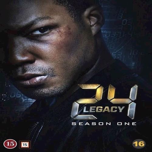 Image of   23 Legacy Sæson 1 Dvd