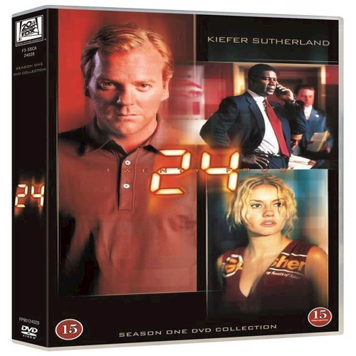 Image of 23 Sæson 1 DVD (7340112708436)