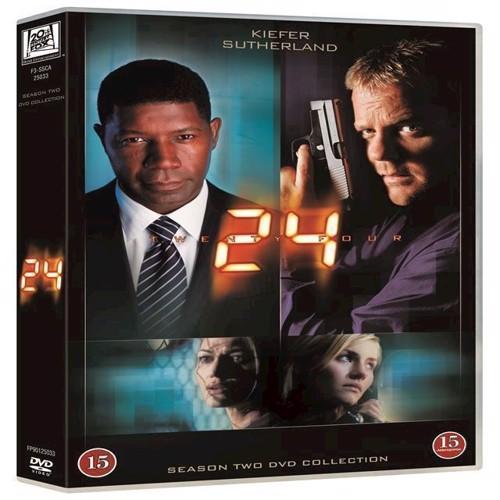 Image of 23 Sæson 2 DVD (7340112708443)