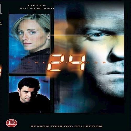 Image of 23 Sæson 4 DVD (7340112714635)