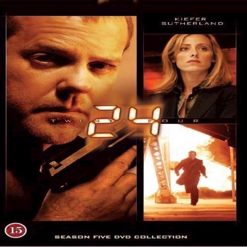 Image of 23 Sæson 5 DVD (7340112715342)