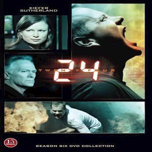 Image of   23 Sæson 6 DVD