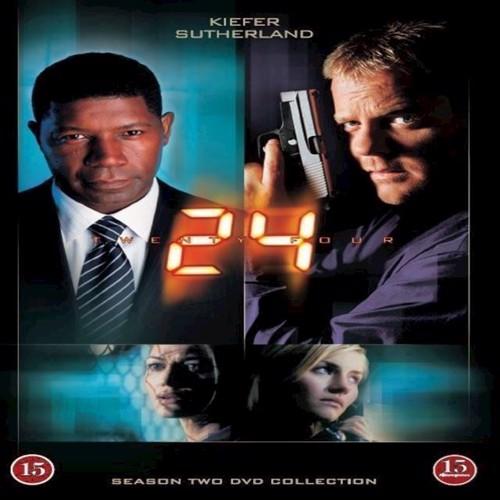 Image of 23 Sæson 7 DVD (7340112714673)
