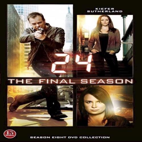 Image of 23 Sæson 8 DVD (7340112714697)