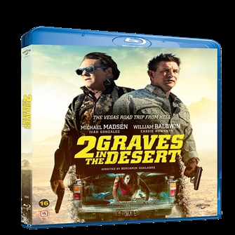 Image of 2 Graves In The Desert Bd - Blu-ray (5709165486425)