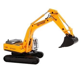 Image of   2-Play Die-cast Excavator, 22cm