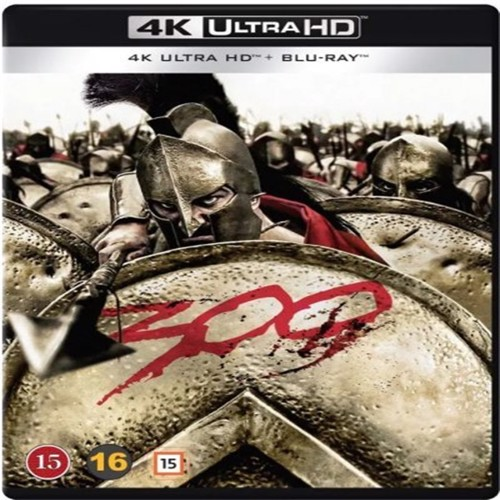 Image of 300 - Blu-ray (7333018017603)