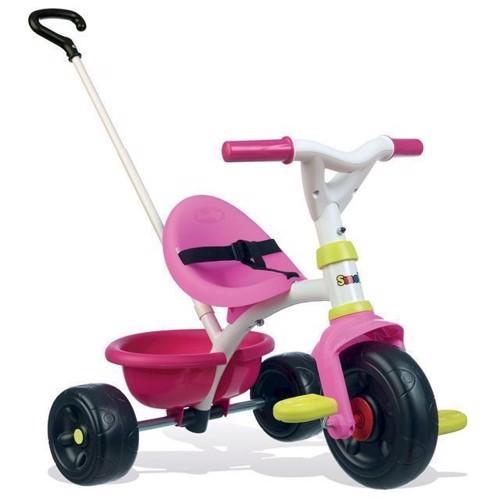 Smoby Be Fun, Trehjulet Cykel Lyserød