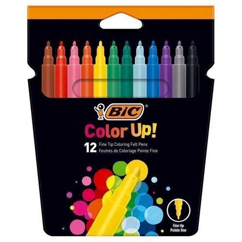 Image of BIC Kids Color Up! tusser 12 stk (3086123499300)
