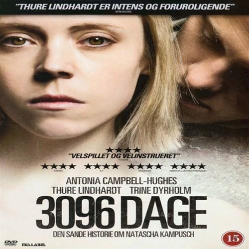 Image of   3095 dage historien om Natascha Kampusch DVD