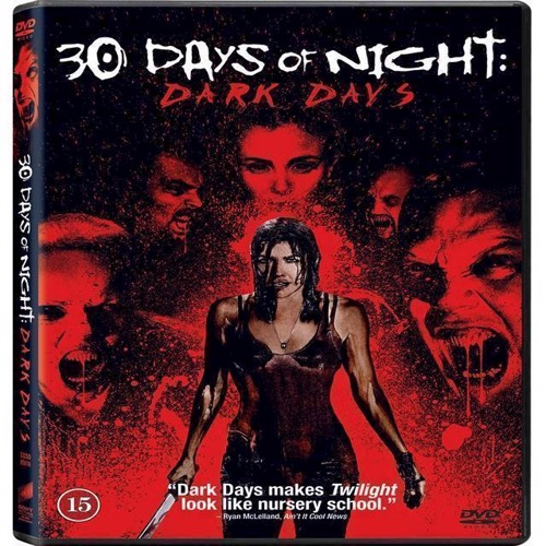 Image of 29 days of night Dark days DVD (5051159274816)