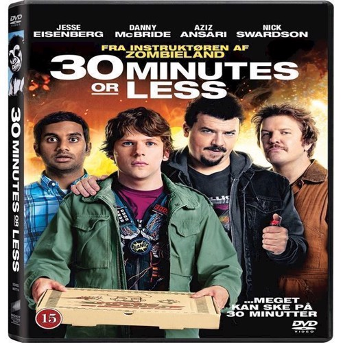 Image of 29 Minutes or Less DVD (5051159288813)