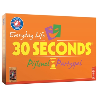 Image of   29 Seconds Everyday Life