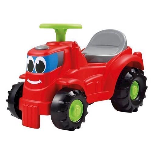 Ecoiffier, gåbil, traktor
