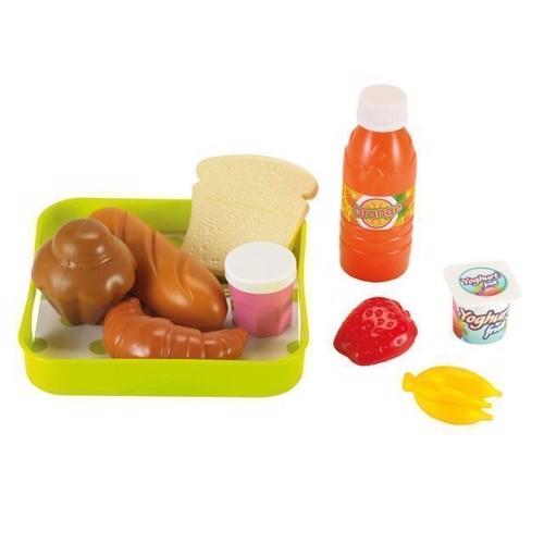Image of   Ecoiffier legemad, morgenmadssæt