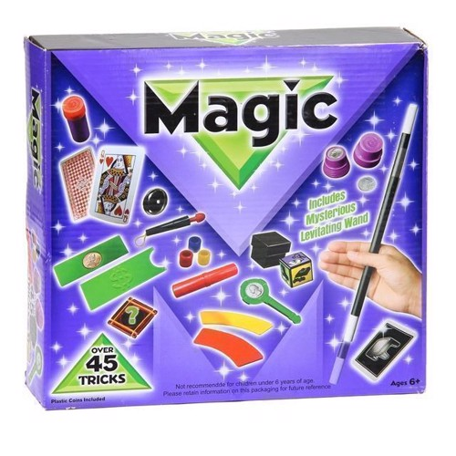 Image of Magic box, trylleæske (3800966001670)