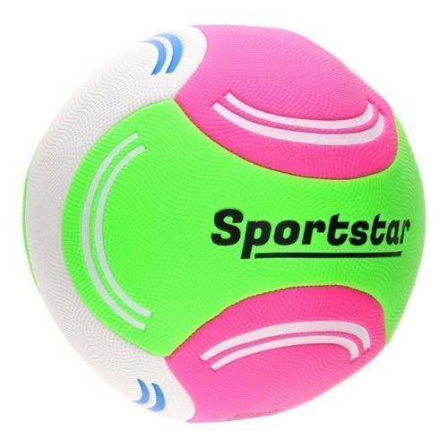 Image of   Fodbold, neon sportstar