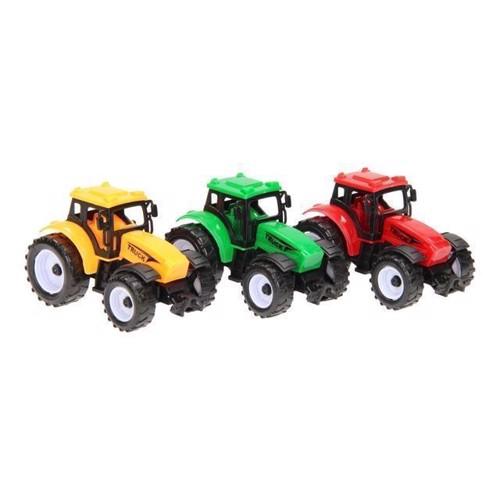 Image of Traktor med Pull back (3800966005371)
