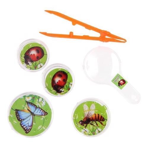 Image of   Bugs World, insekt opservationssæt, 5 dele