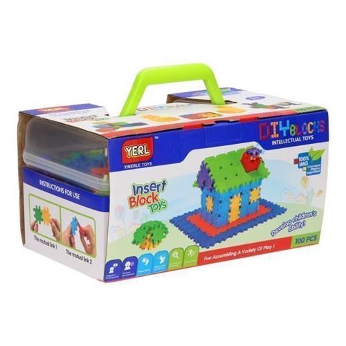 Image of DIY blocks, Byggesæt firkanter (3800966007429)