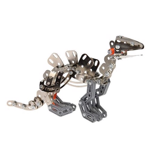 Image of Metalbyggesæt, Stegosaurus (3800966009157)