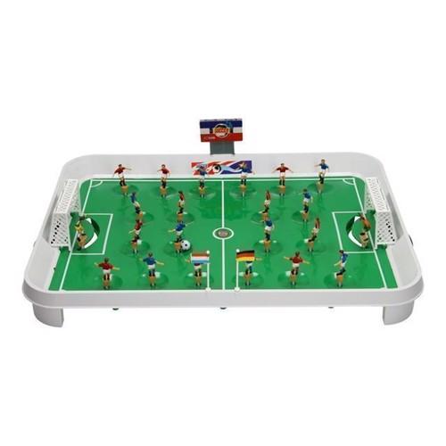 Image of   Fodboldspil med fjedre