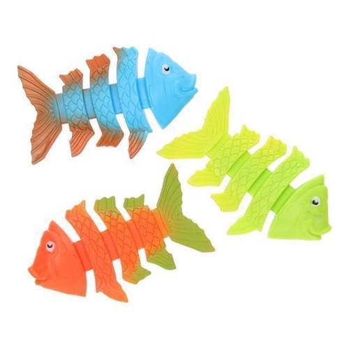 Image of Dykke fisk, 3 stk (3800966010863)