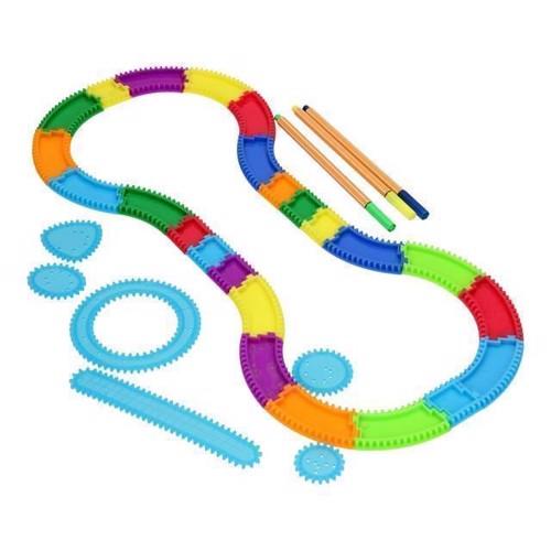 Image of Spiral tegne sæt (3800966011679)