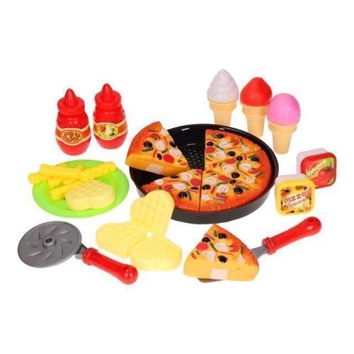 Billede af Legetøjs madsæt, 30 dele
