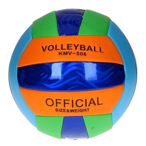 Image of   Metallic volleyball