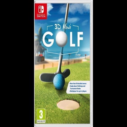 Image of 3D Mini Golf (4251357805541)